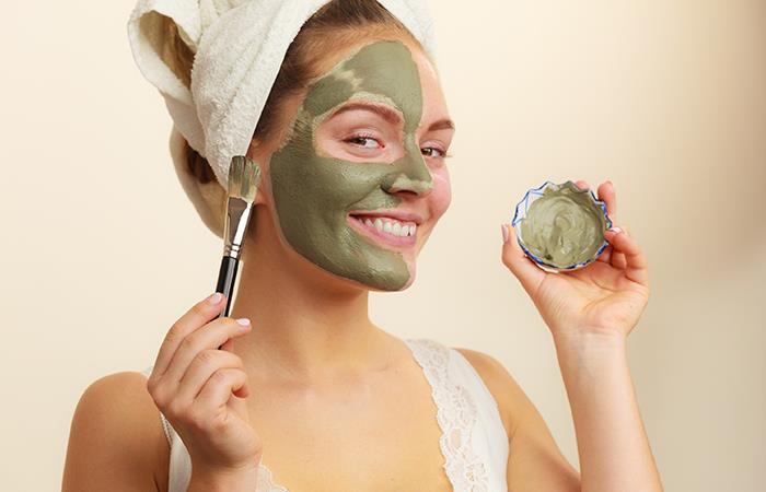 Mascarillas para eliminar el vello facial. Foto: Shutterstock