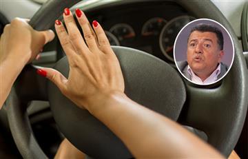 Hugo Ospina contó con detalles el plan que ejecuta para perjudicar a conductoras de 'uber para mujeres'