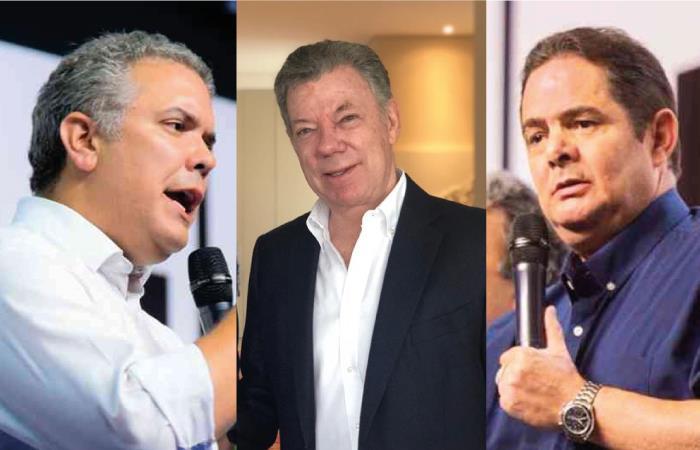 Santos, Vargas Lleras y Duque, salpicados con las declaraciones de Aída Merlano