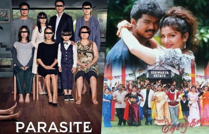 acusan plagio parasite película india