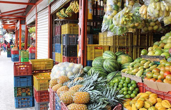 Bogotá  mercados gastronómicos gourmet