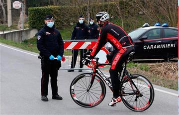El Giro de Italia se podría cancelar por culpa del Coronavirus