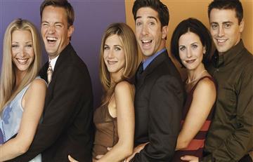 """""""Friends"""" confirma su regreso a la televisión para mayo del 2020"""