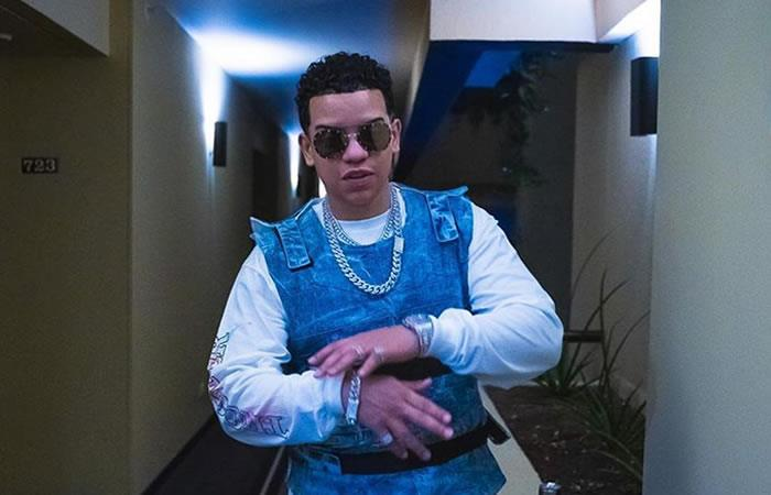"J Álvarez estrena remix ""Nadie lo sabe"""