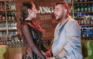"""""""Ya saben que estamos y la gente sigue jodiendo"""": Así confirmó Jessi Uribe su relación con Paola Jara"""