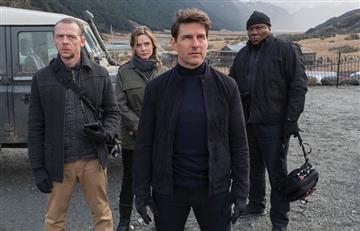 "A causa del coronavirus detienen rodaje de ""Mission: Impossible 7"""