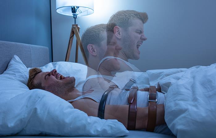 ¡La parálisis del sueño tiene una explicación paranormal!. Foto: Shutterstock