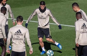 """""""Si voy, no es para ser suplente con la Selección"""", James le responde a Queiroz"""