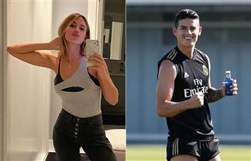 Prueba que confirmaría la ruptura amorosa entre Shannon de Lima y James Rodríguez