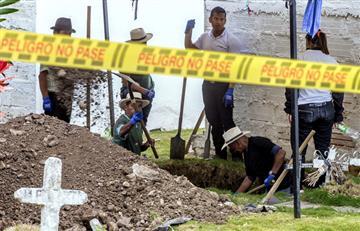 Denuncian la existencia de otros 500 'falsos positivos' enterrados en Valledupar