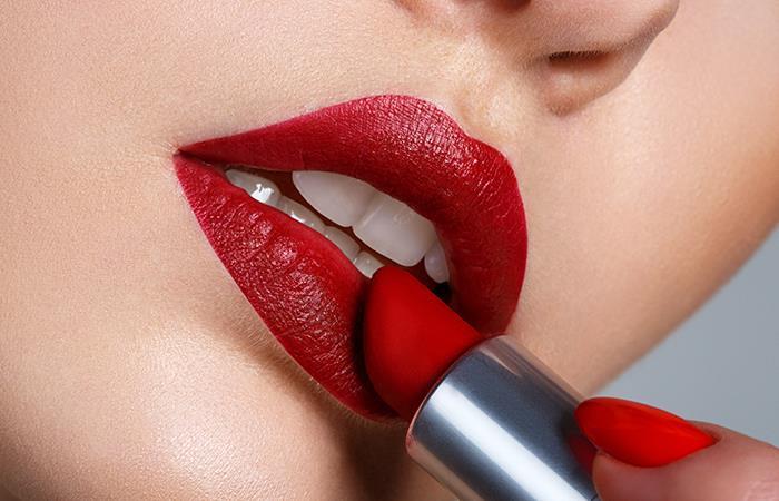 ¡Consigue un labial duradero!. Foto: Shutterstock