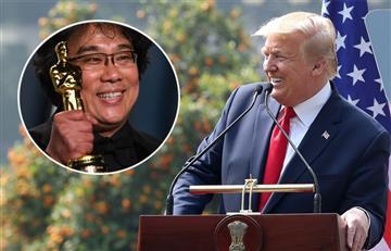 """Donald Trump criticó que """"Parasite"""" ganara en los Premios Oscar"""