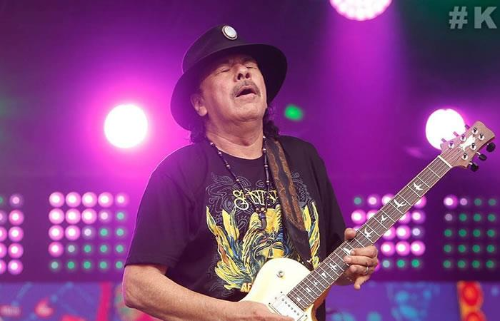 Gira Carlos Santana y Earth, Wind & Fire