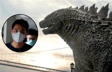 """""""Solo Godzilla puede contagiar el coronavirus"""": Alto cargo japonés"""