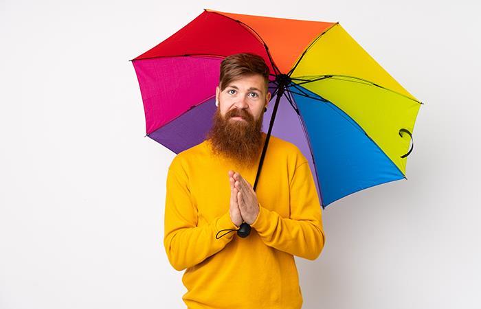 Oraciones efectivas contra la lluvia. Foto: Shutterstock