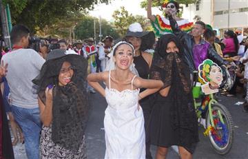El Carnaval de Barranquilla 2020 llegó a su fin