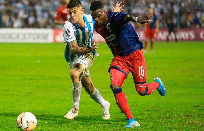 Independiente Medellín clasificó a fase de grupos. Foto: EFE