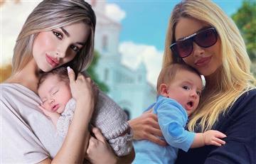 Al estilo de Mateo, Melina Ramírez hace un doloroso homenaje a su hijo