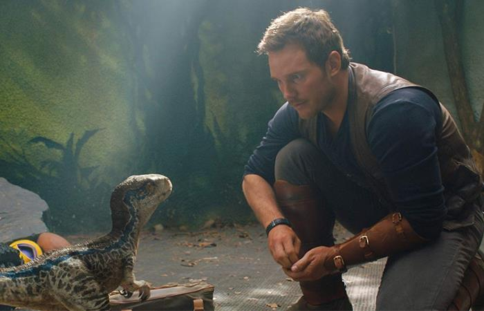 Nueva película Jurassic World Dominion Chris Pratt Bryce Dallas Howard