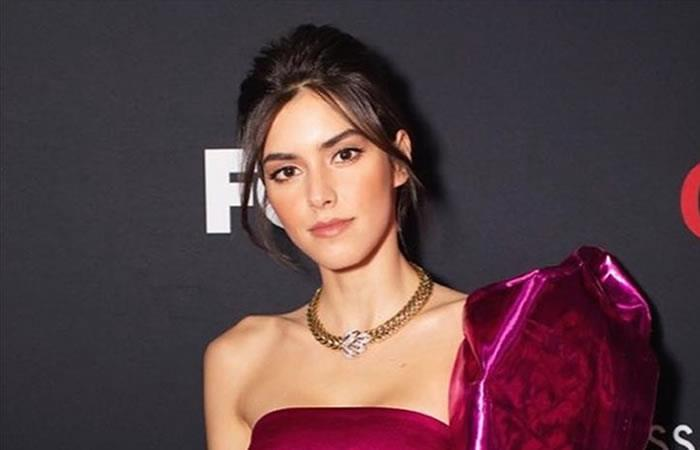 Paulina Vega canta en 'A Otro Nivel'
