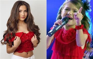 [FOTO] La 'pequeña' Shaira de Factor X ya no es una niña y a sus 15 años se operó la nariz