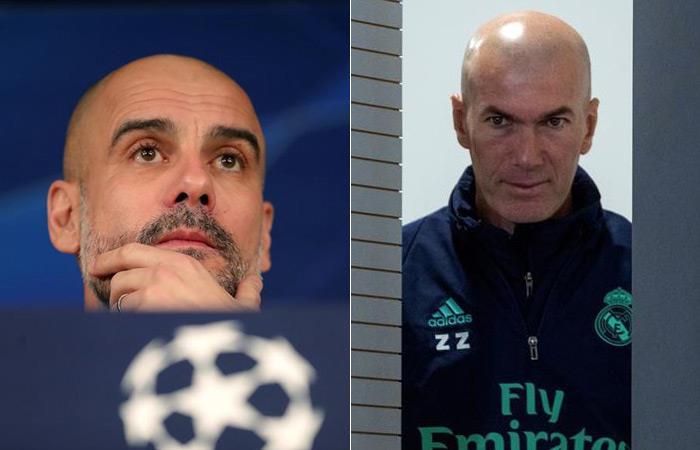 Sigue EN VIVO Champions League Partidos Real Madrid vs. Manchester City Lyon vs. Juventus