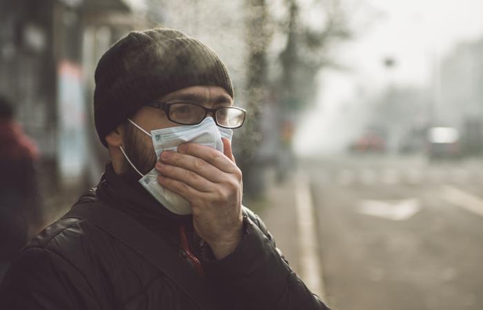 Uso del tapabocas evitar coronavirus