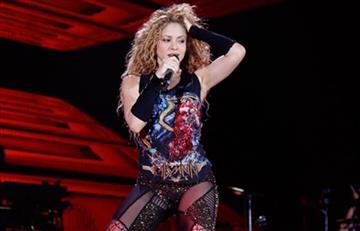 Volvió a circular video de Shakira muy ligera de ropa cuando tenía apenas 21 años