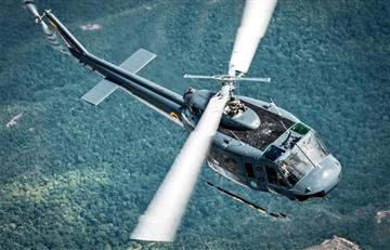 Tres militares fallecieron en un accidente aéreo en Bojacá (Cundinamarca)