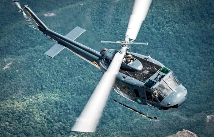 Accidente helicóptero militares Bojacá