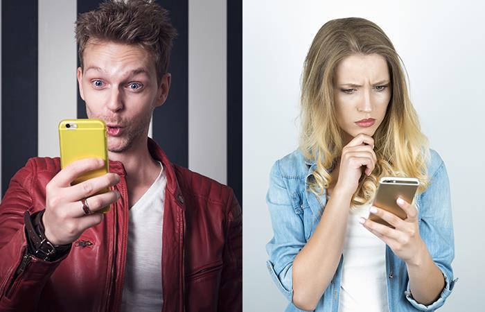 Los beneficios y los riesgos de buscar pareja a través de Tinder