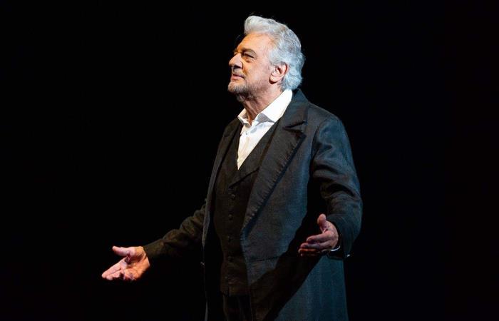 Cancelan conciertos de Plácido Domingo en España