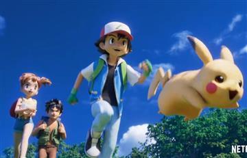 Ya está disponible en Netflix la nueva película de Pokémon
