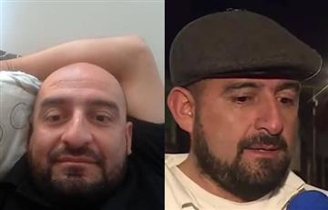 """Me les metí"": Freddy Contreras se grabó trabajando para Beat"