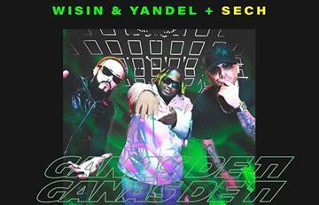 """Wisin y Yandel se contagian del romanticismo de Sech en """"Ganas de ti"""""""