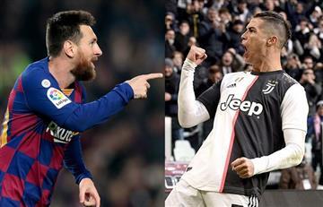 """""""Quien dice que Cristiano es mejor que Messi no entiende fútbol"""", afirma una leyenda"""
