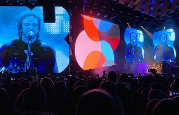 """Soda Stereo y Cerati descrestaron en Bogotá con """"Gracias Totales"""""""
