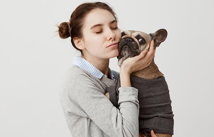 ¡El amor excesivo a tu mascota es malo!. Foto: Shutterstock