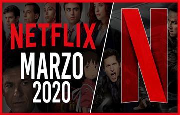 Conoce todos los estrenos y novedades de Netflix para marzo 2020