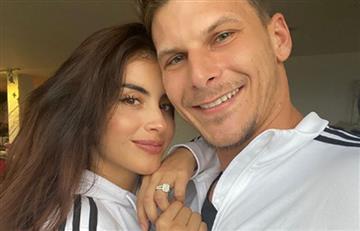 Seguidores especulan que Jessica Cediel está soltera tras borrar fotos con su prometido