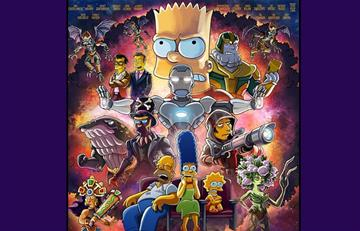 [VIDEO] Los Simpson parodiaron Avengers Infinity War y Endgame
