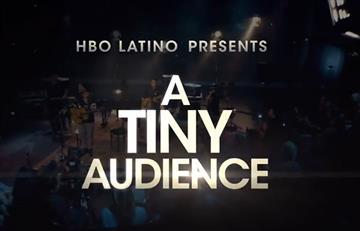 """""""A Tiny Audience"""", la serie de HBO en la que participaran 20 cantantes latinos"""