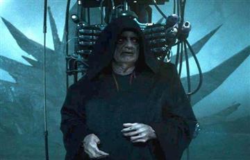 Se reveló por qué Palpatine estaba con vida en la última película de Star Wars