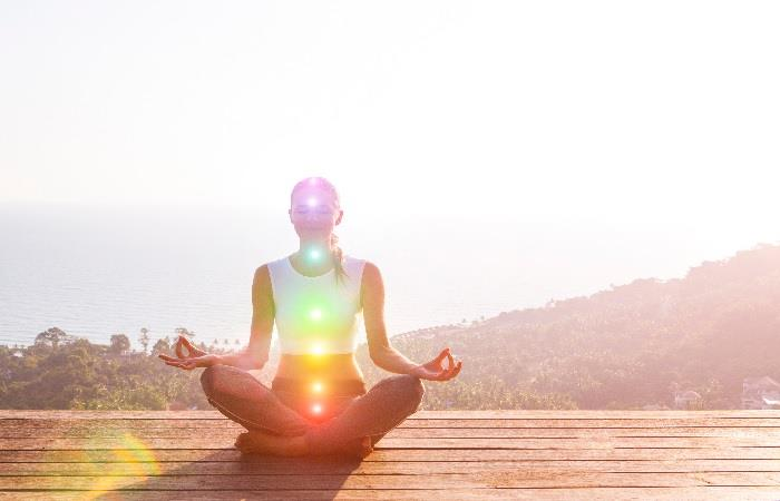 ¡Limpia tus chakas con la meditación!. Foto: Shutterstock