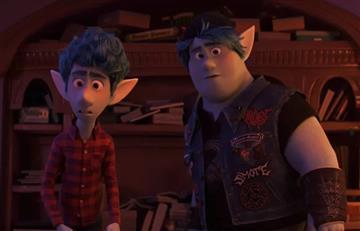 """[VIDEO] Así se hizo """"Onward"""", la nueva película de Pixar"""