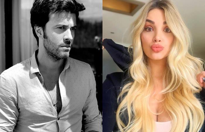 Juan Manuel Mendoza y Melina Ramírez se conocieron por un amigo en común. Foto: Instagram