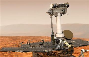 Esta es la panorámica de Marte capturada con 1800 millones de píxeles