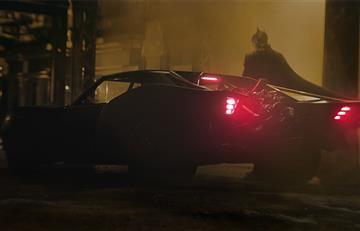 """Así es el nuevo 'Batimóvil' que se usará en """"The Batman"""""""