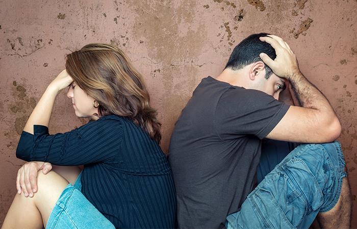 Oración para las dificultades sentimentales. Foto: Shutterstock