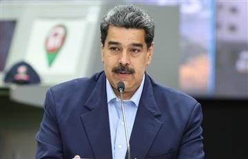 """[VIDEO] El polémico consejo de Nicolás Maduro a las mujeres para """"que crezca la patria"""""""
